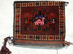 An Antique Baluch bag