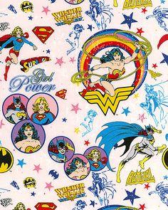 Wonder Woman - Girl Power pastel pink