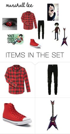 """Yes im bad but not little......"" by corpseskeleton ❤ liked on Polyvore featuring art"