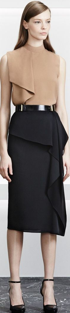 Jason Wu women fashion outfit clothing style apparel @roressclothes closet ideas