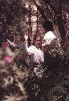 Picnic at Hanging Rock ~ the mysticism and mesmerizing force of the natural
