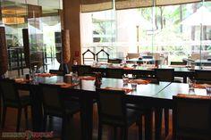 . Shangri La, Mango, Hotels, Tours, Table, Furniture, Home Decor, Manga, Interior Design