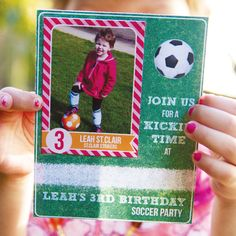 Who says girls can't have a football-themed party?