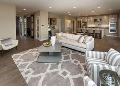 Luxe Homes  2015 HomeShowExpo-Finished Project-Contemporary-Urbandale-Iowa