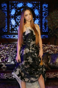 "Namie Amuro promotion for Jolin Tsai's ""I'm Not Yours"" Feat. Namie Amuro."