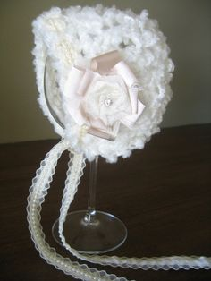 NB PHOTO PROP! I'm loving the new bonnets for newborn Photography!   Stunning Light Cream Bonnet Photography Prop by PipersPosies, $25.00