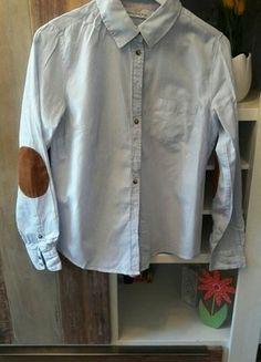 Kaufe meinen Artikel bei #Kleiderkreisel http://www.kleiderkreisel.de/damenmode/blusen/146782643-chice-bluse-mit-flickerl-vintage-second-hand