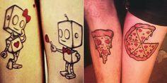 best friends tattoos 47