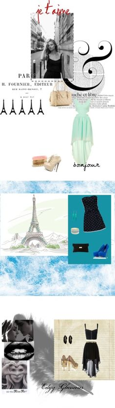 """""""A Night Out"""" by mickey-sugar on Polyvore"""