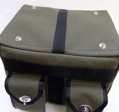 Orpington Front Bag - Ironweed Bicycle Products