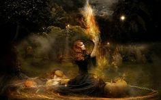 Zaubersprüche und Rituale für Liebe, Glück und mehr... zum