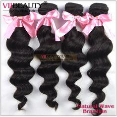 virgin brazilian hair loose wave