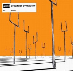 Showcase of Beautiful Album and CD covers - Muse - Origin of Symmetry