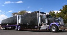 Custom Kenworth W900L