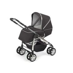 We think this is a nice mix of styles, both classic and modern!  #silvercross #classic #modern #stylish #pram #bambinodirect