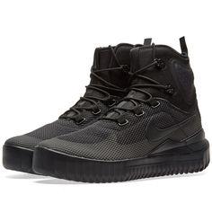 Nike Air Wild Mid (Black & Anthracite)