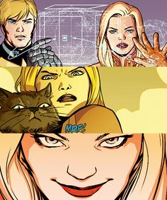 """Yes: """"comics you should be reading: captain marvel by kelly sue deconnick, david lopez, marcio takara, & lee lourghridge how to read comics guide: comics 101 purchase: comic shop, midtown comics,..."""