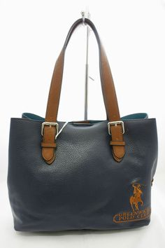 Borsa Shopping woman bag Beverly Hills Polo Club Art PG -08 Blu