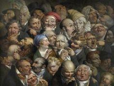 reunion de 35 cabezas de expresión