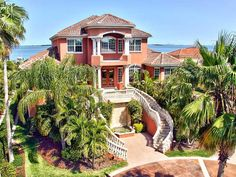 A waterfront Paradise that is one of Tampa Bay's most luxurious estates & will constantly remind you why you didn't skimp on the details. 6602 SURFSIDE BLVD, APOLLO BEACH, FL 33572 - Luxury Lifestyle Realty