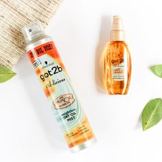 got2b Oil-licious Dry Oil Mist and Styling Oil Review
