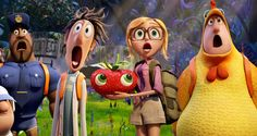 \'Cloudy With a Chance of Meatballs 2\' Trailer Is Yummy Fun