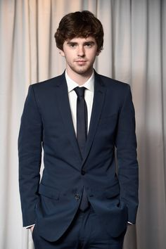Freddie Highmore Has This Special Title From His Bates Motel Mom, and Other Fun Facts About the Star