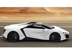 W Motors' Hypersport supercar (© W Motors)