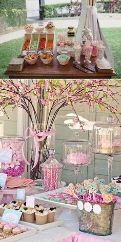 Wedding Candy Bars! | Yes Baby Daily