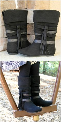 The Heidi is one boot she won't want to take off!