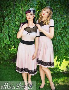 MISS LOVETT - Handmade Rockabilly Clothing - PIXIE_D01