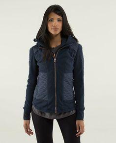 Fleecy Keen Jacket