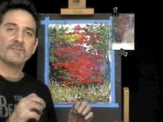 using rubbing alcohol in Pastel painting! Soft Pastel Art, Chalk Pastel Art, Pastel Artwork, Pastel Drawing, Chalk Pastels, Oil Pastels, Pastel Paintings, Drawing Lessons, Art Lessons