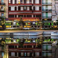Buongiorno #Milano Da viale Gorizia Foto di Franco Brandazzi #milanodavedere Milano da Vedere