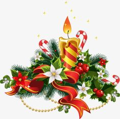 Buy Christmas Candle Light with Decorations by azuzl on GraphicRiver. Christmas candle light with decorations Christmas Cards 2017, Christmas Frames, Christmas Scenes, Christmas Clipart, Merry Christmas And Happy New Year, Christmas Bells, Christmas Pictures, Xmas Cards, Christmas Art