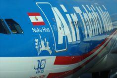 Air Tahiti, Tahiti Nui, Fly Air, 10 Anniversary, Usa, U.s. States