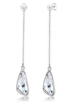 Elli Premium Paar Ohrstecker »0301832918« mit Swarovski® Kristallen online  kaufen  088b1b39a83