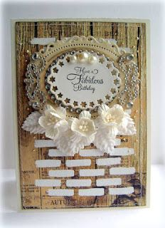 Riddersholm Design: Birthday card