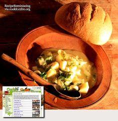 Medieval Monday - Vegetable Pottage