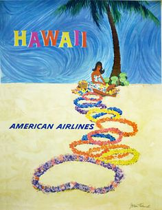 American Airlines ~ Hawaii