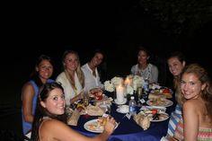 Intimate Group, Birthday Clambake | Princeton, New Jersey | August 2013 | Jubilee