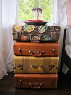 Suitcases >> Hd Wallpaper, Get It Now! | This And That | Pinterest ... Vintage Gartenlaternen Von Etsy Bringen Einen Romantischen Hauch