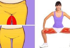 viraI: 10 Exercises to Obtain a Thigh Gap That Will Only Take 10 Minutes a Day Fitness Workouts, Easy Workouts, Wellness Fitness, Health Fitness, Pilates, Economic Trends, Jessica Smith, Ankle Weights, Legs