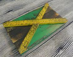 3D Jamaican Flag, Jamaica, country flag, reclaimed wood, , pallet wood…