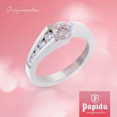 Lo que buscas para demostrar tu compromiso con esa persona especial  lo encuentras en #JoyeriaPapidu #compromiso