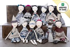 The Makers: Jess Brown Dolls