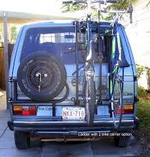 Resultado de imagen de furgoneta camper guarda bicis