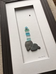 A personal favorite from my Etsy shop https://www.etsy.com/ca/listing/472577546/sea-glass-and-pebble-art-by-sharon