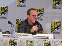 .@ClarkGregg at #AgentsofSHIELD panel #SDCC