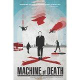 Machine of Death: A Collection of Stories About People Who Know How They Will Die (Paperback)By David Malki !